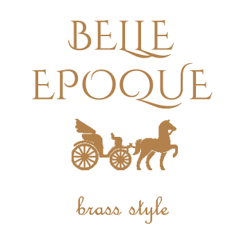 BELLE EPOQUE brass