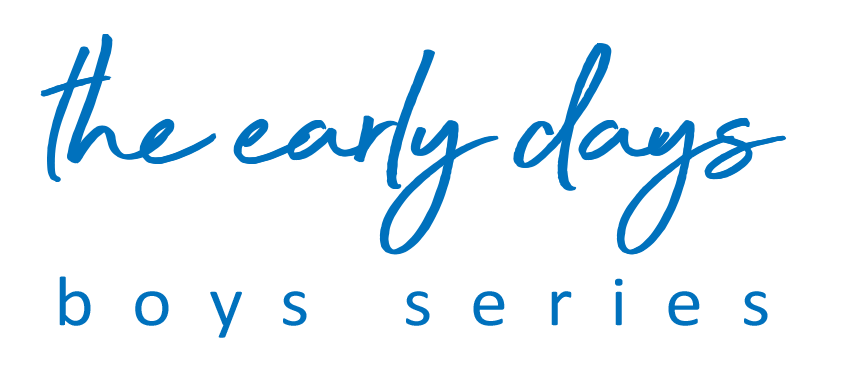 The early days logo